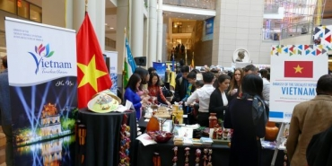 Vietnamese culture introduced at US fair