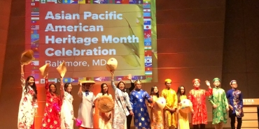 Embassy introduces Vietnamese Culture to community in Baltimore